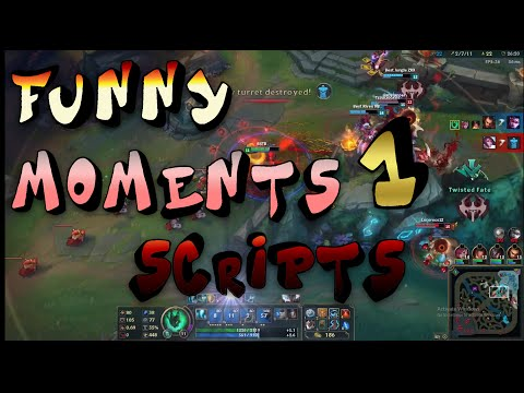 Thresh Scripting-GOT BANNED FOR MADLIFE  ? | League of Legends