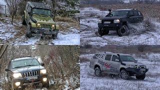 jeep wrangler vs jeep grand cherokee wj vs toyota hilux