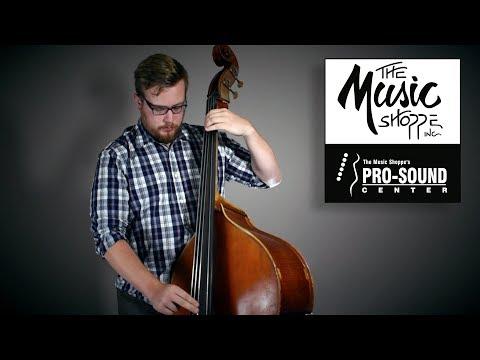Meet the Teacher | Greg Clough: upright & electric bass | The Music Shoppe of Normal