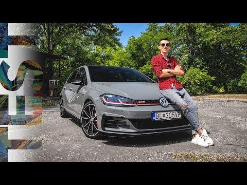 NAJRÝCHLEJŠIE GTI v histórii! 💨 | Volkswagen GOLF GTI TCR 4K TEST