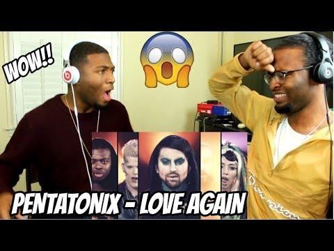 Pentatonix - Love Again (REACTION)
