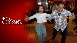 Salsa Dancing - Joel Salsa & Karel Flores | Salsa On2