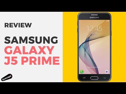 Samsung Galaxy J5 Prime é O Básico Com Algo A Mais [REVIEW]