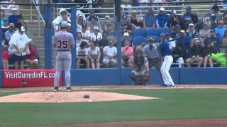 MLB: DET AT TOR - March 27, 2015
