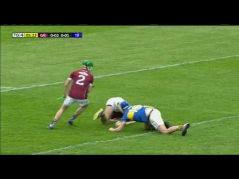 NHL Final 2017: Galway 3-21 Tipperary 0-14