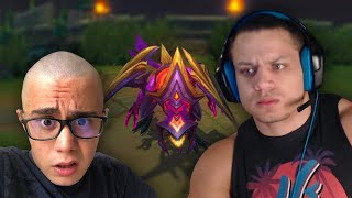 💫 Tyler1: Facing TḞ Blade on the Last Day of Top Challenge