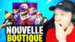 🔴I'OFFRE THE NEW SKIN IN THE FORTNITE BOUTIQUE OF AUGUST 26 to 2H! Personal Part While Waiting