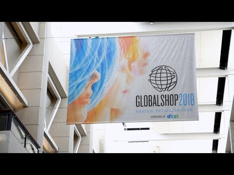 Wind Mill Slatwall Products at GlobalShop! 2018