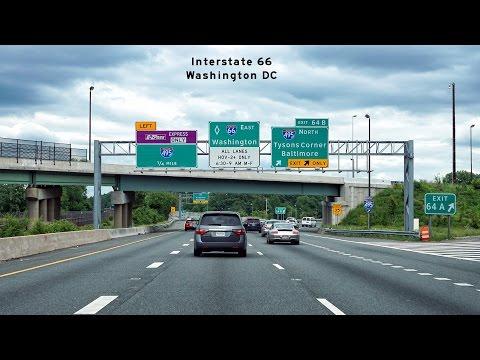 2016/05/29 -  Interstate 66 Virginia