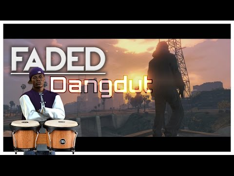 Alan Walker - Faded Versi Dangdut [ GTA 5 ]