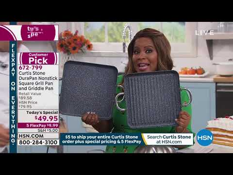 curtis-stone-durapan-nonstick-square-grill-pan-and-gridd...