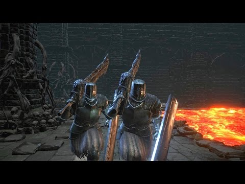 Dark Souls 3 - NPC Impersonator