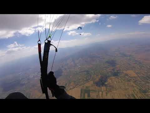 Paragliding Macedonia