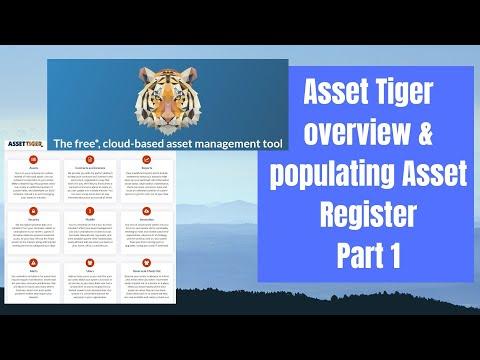 asset-tiger-overview-&-populating-asset-register-part-1