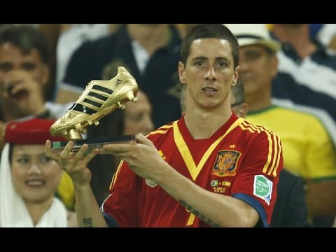 Fernando Torres ● All Spain 8 Goals in Fifa Confederation Cup ● 2009-13 IHDI