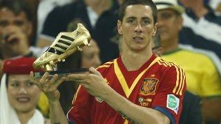 Fernando Torres ● All Spain 8 Goals in Fifa Confederation Cup ● 2009-13 IHDI