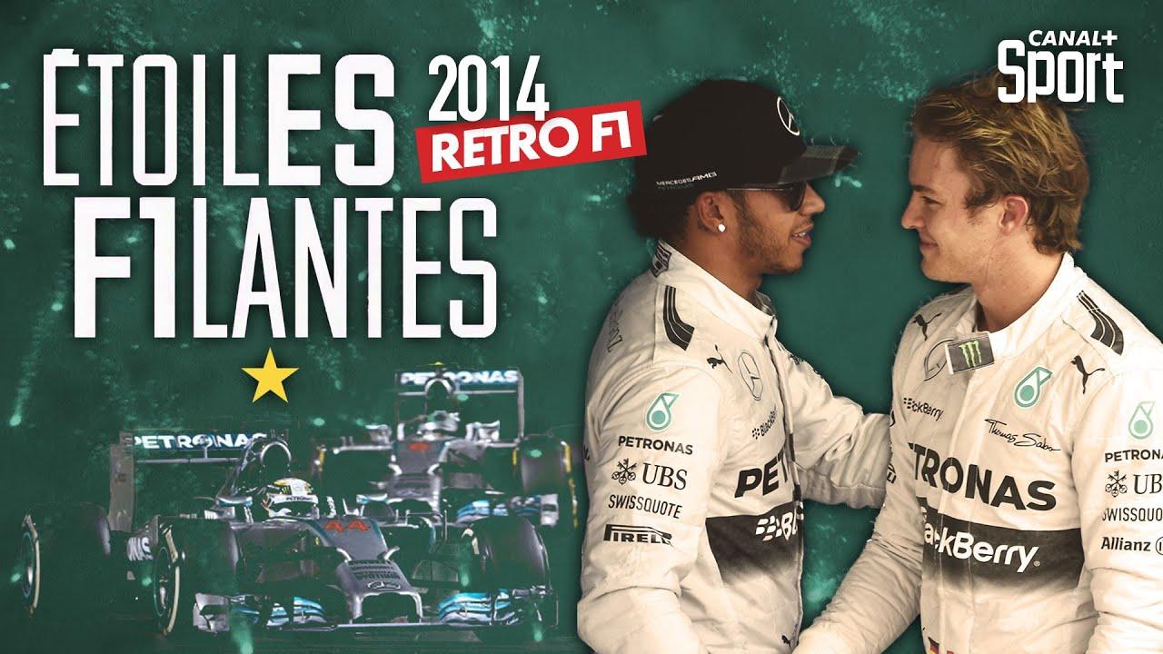 Download Rétro F1 2014 - Étoiles filantes