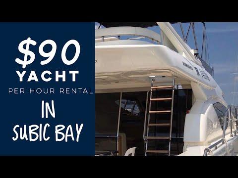 Subic Yacht Club Rental Price