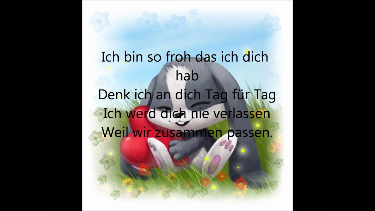 Kuschel Song Schnuffel