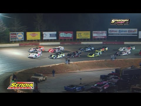 Senoia Raceway | Limited Late Models | Oct  19, 2018