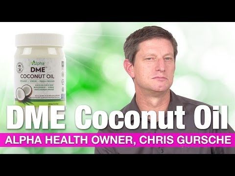 Alpha DME Coconut Oil with 2nd Generation Owner Chris Gursche