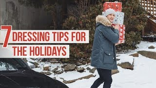 7 Things to Consider When Making your Holiday Outfits | Men