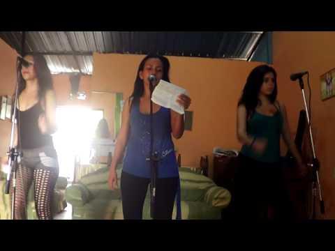 GRUPO FEMENINO FURIA MUSICAL QUEVEDO - ENSAYO -  MIX SALSA