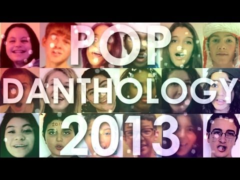Pop Danthology 2013 - Big Collab (Music Video)