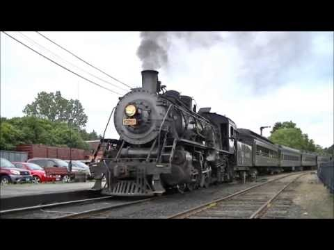 Summer Steam, The Valley Railroads 3025