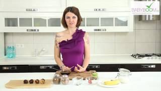 Inghetata Cu Fructe Si Ciocolata, Corina Bacalu Pentru Www Babyboom Ro