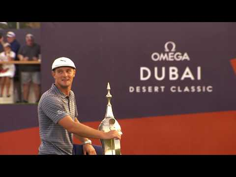 TIME TO EXPERIENCE IT TOGETHER - Omega Dubai Desert Classic 2020