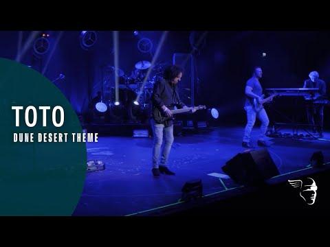 Toto - Dune Desert Theme (40 Tours Around The Sun) thumbnail