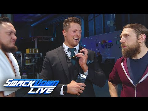 Daniel Bryan & The Miz make their choices for the final Survivor Series spot: SmackDown LIVE, Nov...
