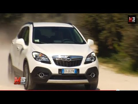 opel mokka 1 4 turbo gpl tech 140 cv 2014 test drive youtube. Black Bedroom Furniture Sets. Home Design Ideas