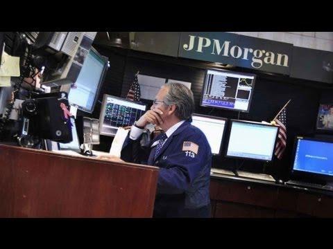 Руководство J.P. Morgan пыталось скрыть убытки