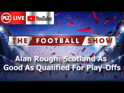 The PLZ Football Show LIVE  - Wed 13th October