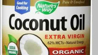 Where to Buy Coconut Oil - Nature s Way Extra Virgin Organic Coconut Oil, 32 Ounce