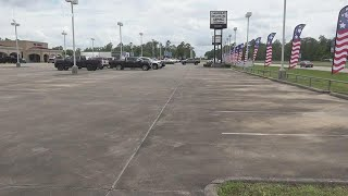 Southeast Texas car dealership inventory low as effects of pandemic continue