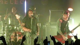 """Dirty"" Sevendust@Chameleon Club Lancaster, PA 5/6/18"
