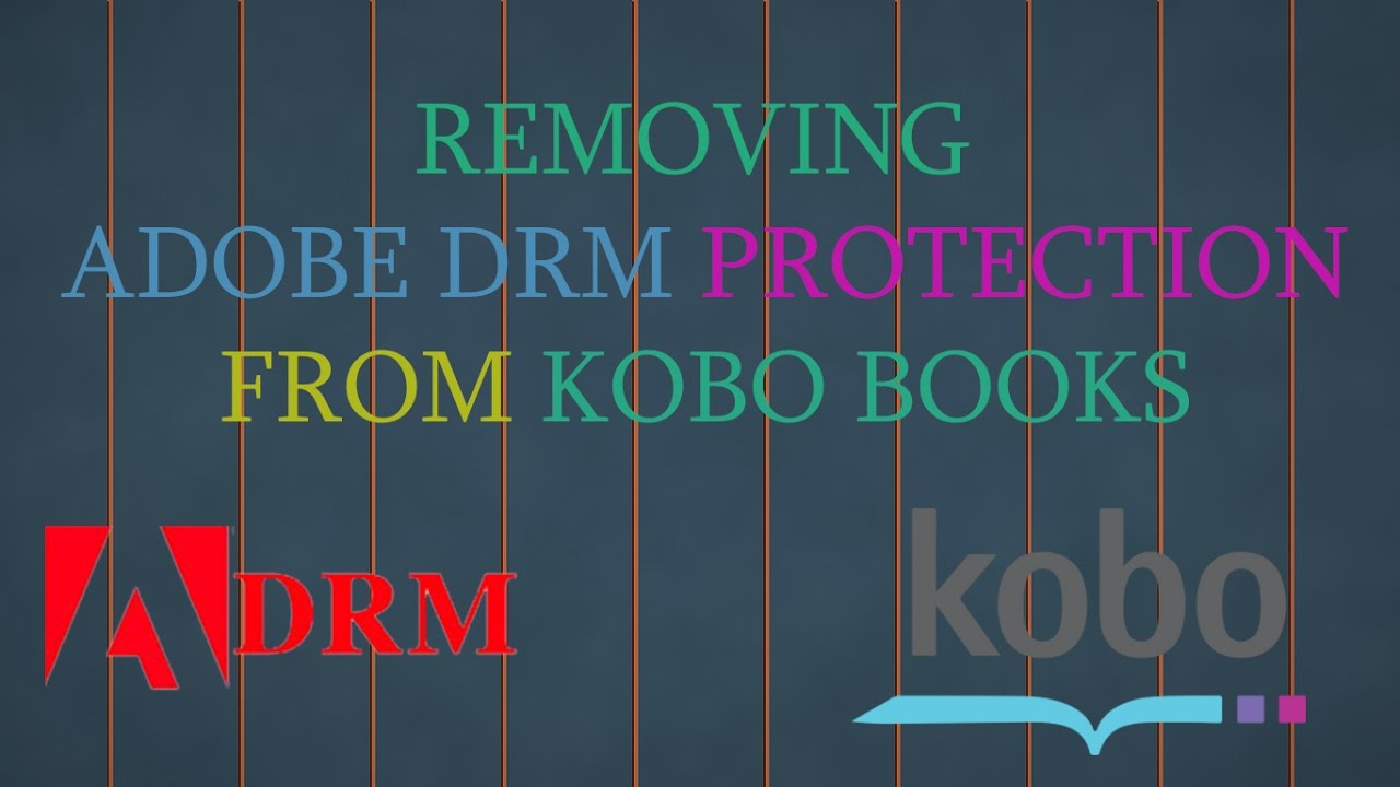 Adobe Drm Epub Kobo