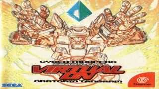 Cyber Troopers Virtual-On Oratorio Tangram REVIEW