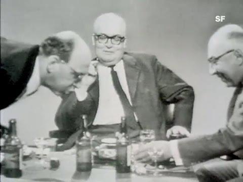 Das Literarische Kaffeehaus - M.Reich-Ranicki, Fr.Dürrenmatt und H.Mayer im Gespräch (1965)