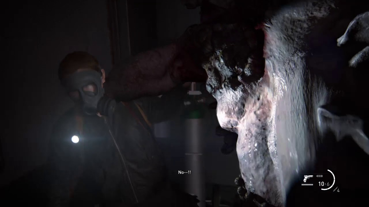 The Last of Us 2: Rat King Boss Fight - Stage 1