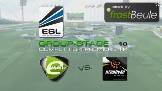 ESL CPS 10: Acer vs. nEophyte - cast by frostBeule