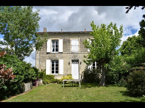 House for sale in the Charente-Maritime, France - Ref BVI16100