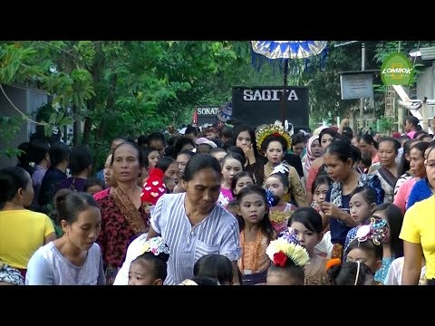 Tradisi Lombok Nyongkolan  Di Desa BAKONG LEMBAR Di Iringi Kecimol Sonata dan SAGITA__MANTAP!!!!