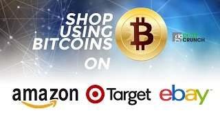 How to shop on Amazon & other popular websites using Bitcoins