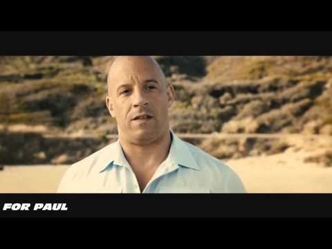 Tribute to Paul Walker - I Will Return (Fast and Furious 7 Soundtrack)