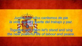 Spain National Anthem English lyrics