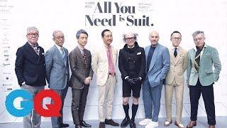 Suit Walk Taipei 2018 台北國際紳裝日 After Movie